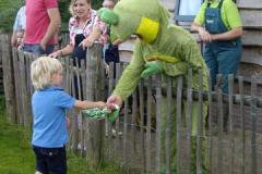 Opendag kinderboerderij SAMENZÓ 2012